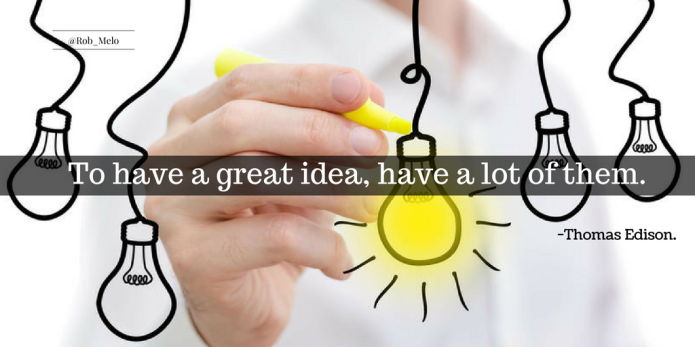 Pensamiento, Emprendedores,