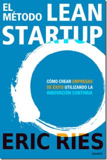 Libro método lean startup